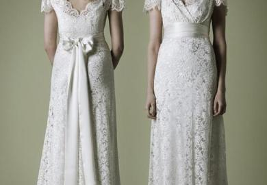 Antique Wedding Dresses From 1920s 1950s