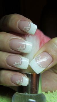 Wedding Nail Designs - Bride Nails #2057324 - Weddbook