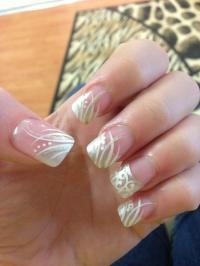 Wedding Nail Designs - My Wedding Nails :-) #2065169 ...