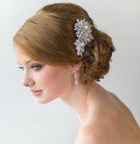 Wedding Hair Brooch | newhairstylesformen2014.com