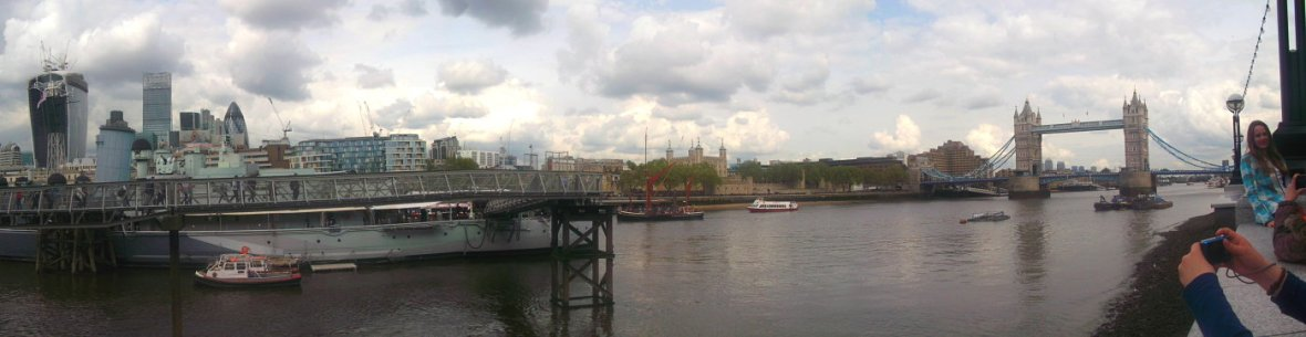London - Themse