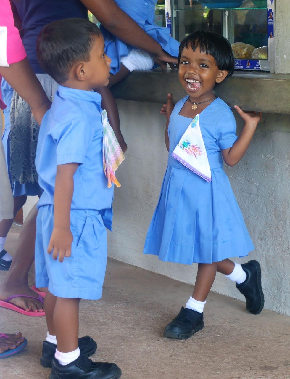 SriLanka OWF-School