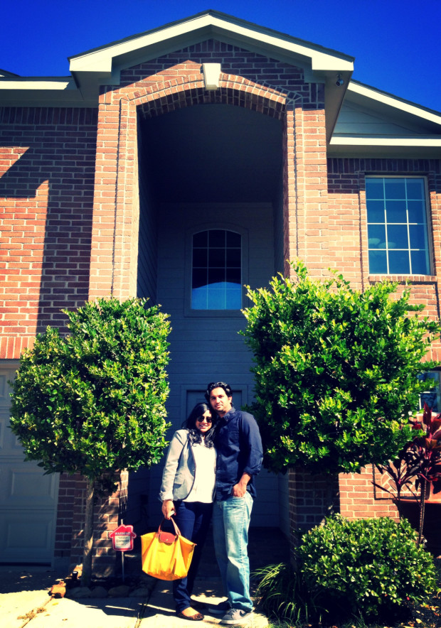 We're Homeowners