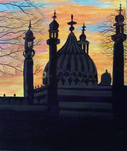 'Royal Pavilion' by Judy Alexander