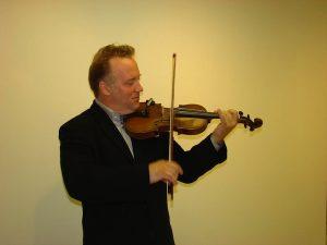 Christian Howes Violin