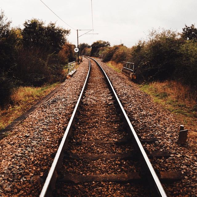 South Woodham Railway Line