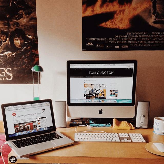 iMac and MacBook Pro
