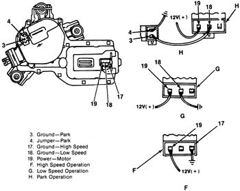 1973 Jeep Steering Column, 1973, Free Engine Image For