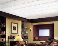 Raised Panel HomeStyle Ceilings Coffered Paintable 2' x 2 ...