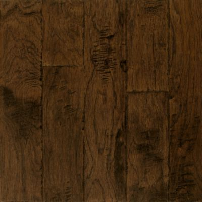Hickory Hardwood Flooring  Brown  EEL5204 by Bruce Flooring