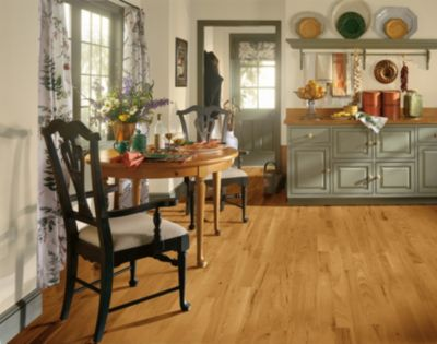 Hickory Hardwood Flooring Tan C5778 By Bruce Flooring