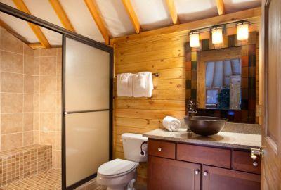 Yurt Bathroom