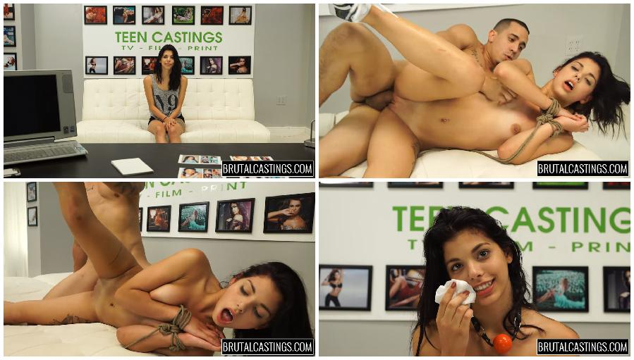 Leaked | Teenage porn casting – Little young student fucked tough | Mega Collection 🔥
