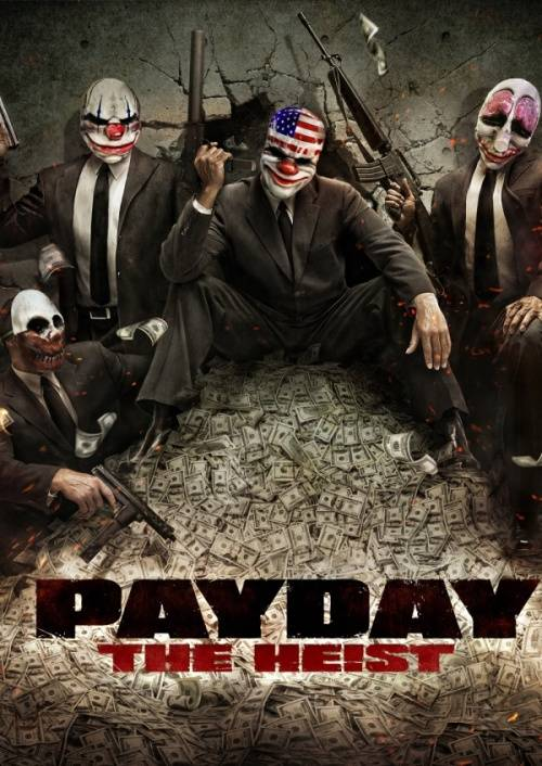 Payday The Heist (2011) por Gamers RG SteamRip [2 GB]