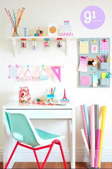 Bedroom Diy Organized Pastel Colors Room Ideas Study Tumblr