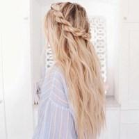 adorable, beauty, blonde, braid, braided, braids, cute ...