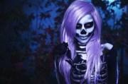 skull girl - #3322247