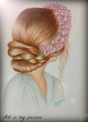 beauty brown crown draw drawing