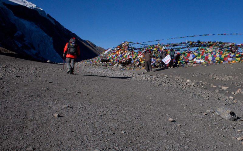 Перевал Торонг Ла, маршрут Кольцо Аннапурны, Непал, Гималаи