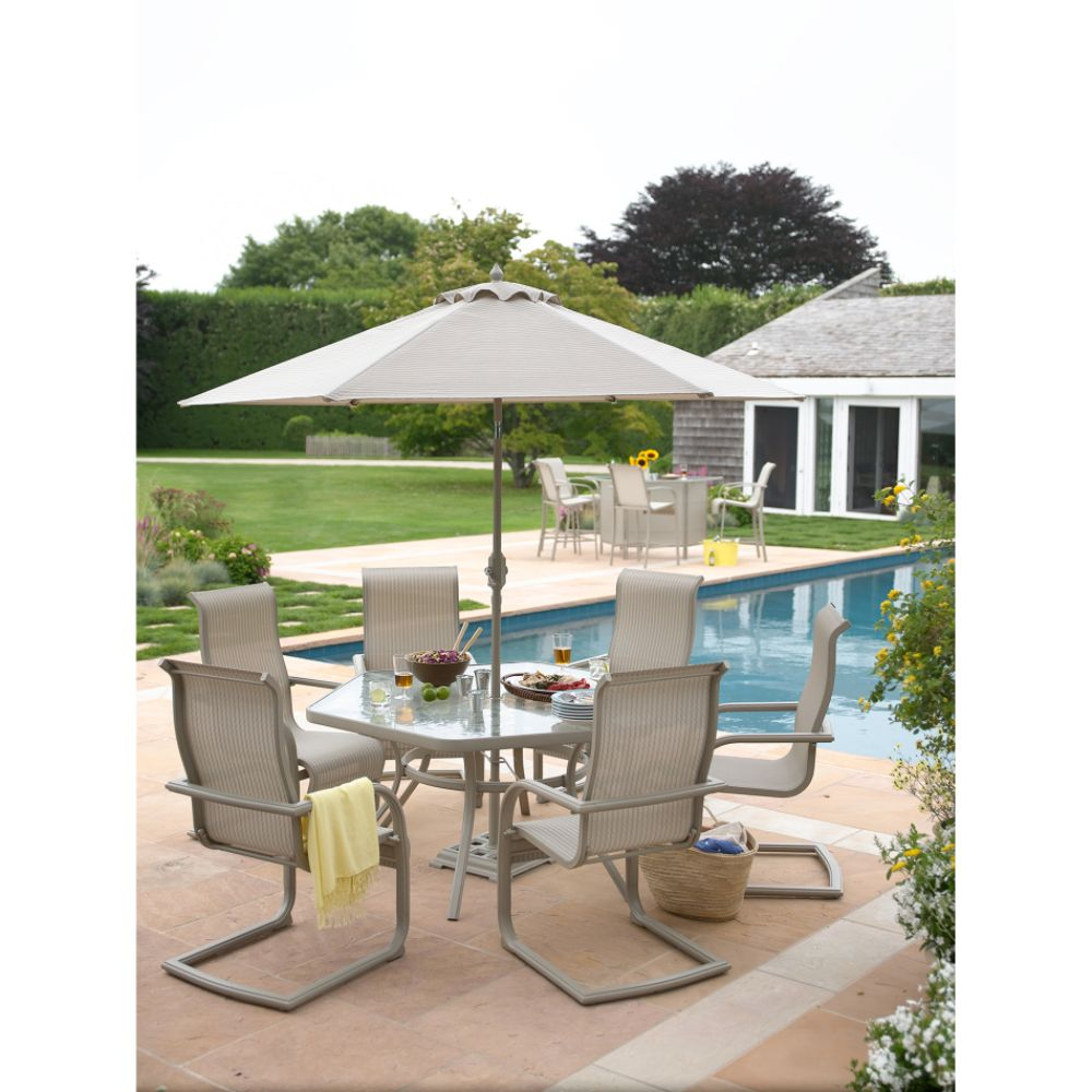 Martha Stewart Outdoor Dining Table