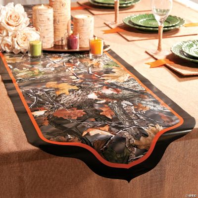Camouflage Wedding Table Runner Table Runners Table