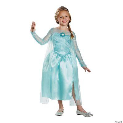 girl s frozen elsa
