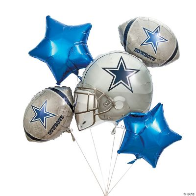 NFL® Dallas Cowboys™ Mylar Balloons
