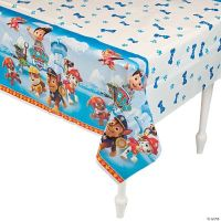 Paw Patrol Tablecloth, Table Cloths, Table Covers, Party