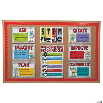 Stem Bulletin Board Set Sets