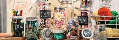 mason jar crafts oriental