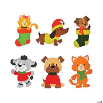 Christmas Decoration Cutouts
