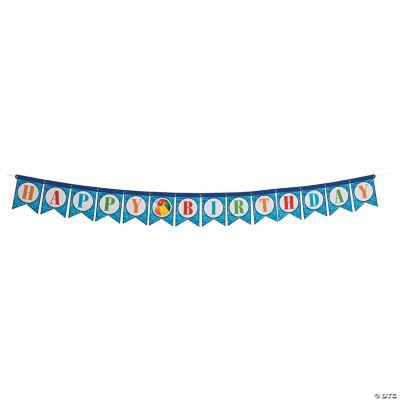 happy birthday pool party
