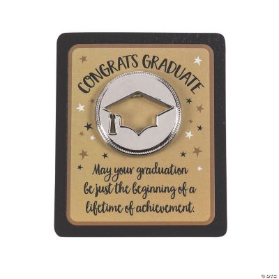 religious graduation tokens with
