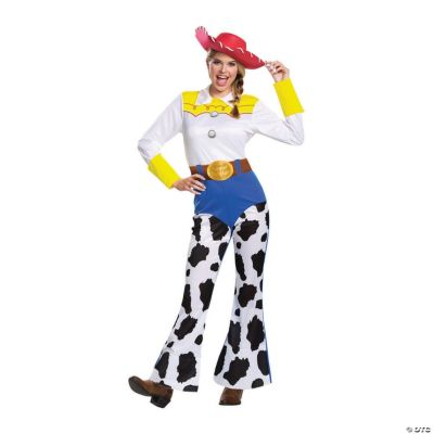Women S Plus Size Toy Story 4 Jessie Costume Oriental