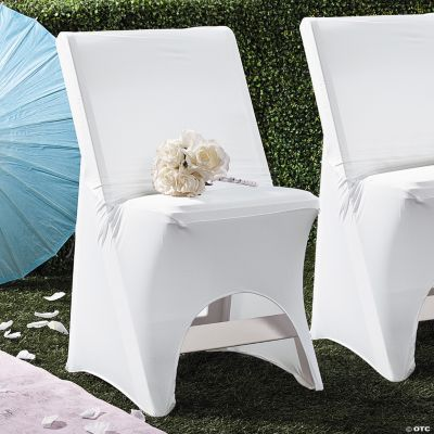chair covers oriental trading aluminum rocking wedding