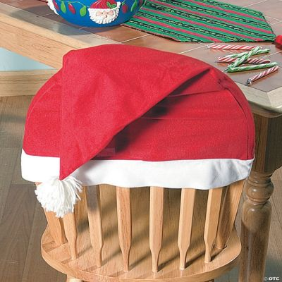 chair covers oriental trading office ebay santa hat - discontinued