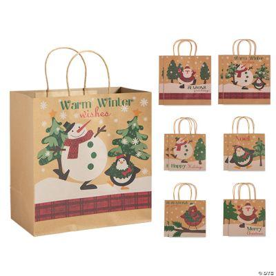 Gift Bags Christmas