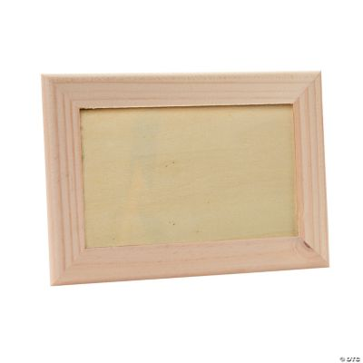 Unfinished Picture Frame Moulding