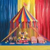 Big Top Canopy Tent - Oriental Trading