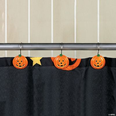 JackOLantern Curtain Hooks Home Textiles Home Decor