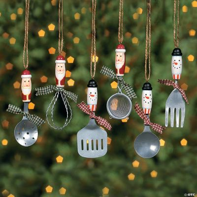 Kitchen Utensil Ornaments Ornaments Party Decorations zOLD_Party Themes  Events  Oriental