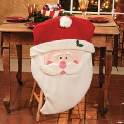 Christmas Elf Chair Covers Office Upper Back Support Home Decor Accents Holiday Decorations And Accessories