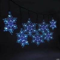 Snowflake Light Set - Oriental Trading