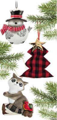 christmas tree ornaments oriental