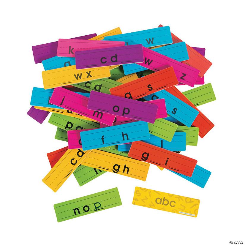 Dry Erase Alphabet Order Cards