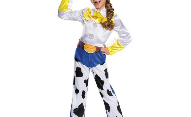 Girl S Classic Toy Story 4 Jessie Costume Oriental Trading