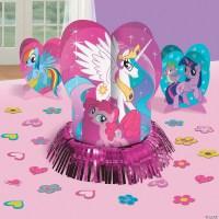 My Little Pony Friendship Is Magic Centerpiece Set