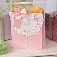 Baby Gift Bag Idea
