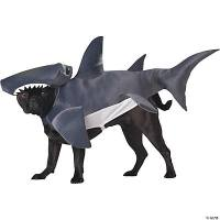 Hammerhead Shark Animal Planet Dog Costume