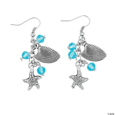 Sea Life Earrings Craft Kit